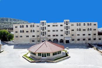 معلومات عن جامعة جرش