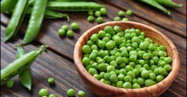 فوائد البازلاء الخضراء للحامل