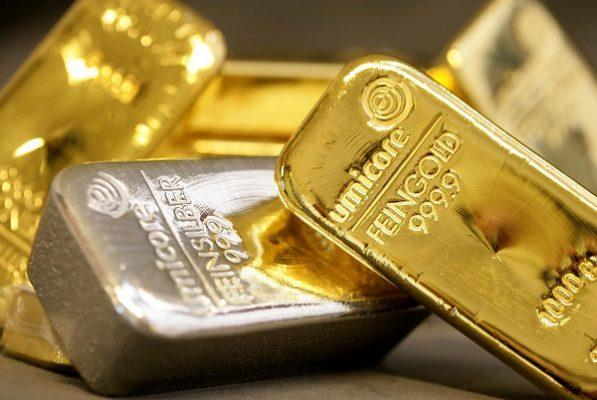 الفرق بين الذهب الأبيض والأصفر