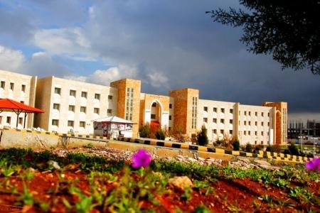 معلومات عن جامعة عجلون الوطنية