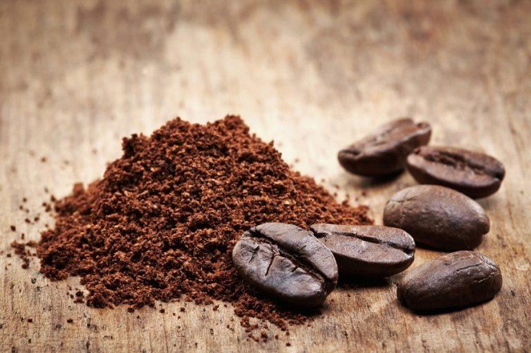 فوائد تفل القهوة للبشرة