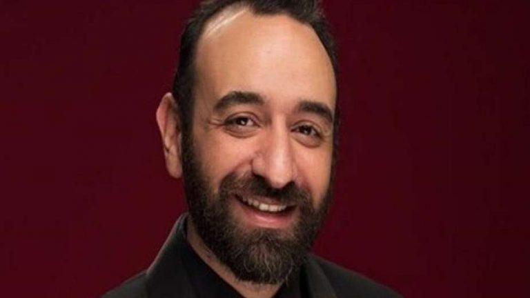 المخرج عمرو سلامة