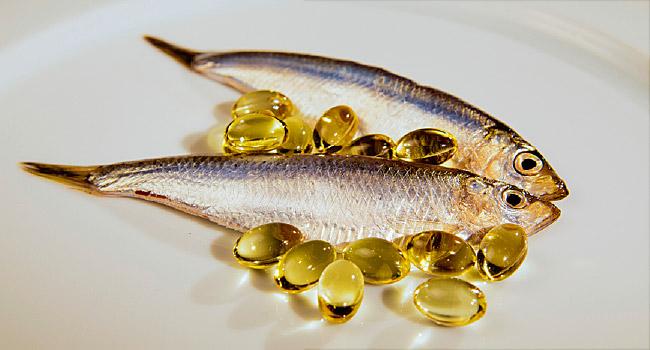 فوائد زيت السمك للحامل