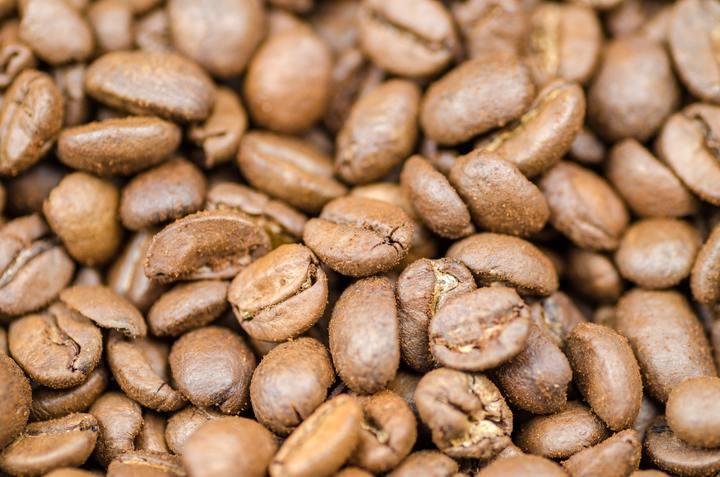 انواع حبوب القهوة