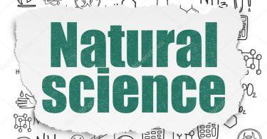 تعريف علم الطبيعيات