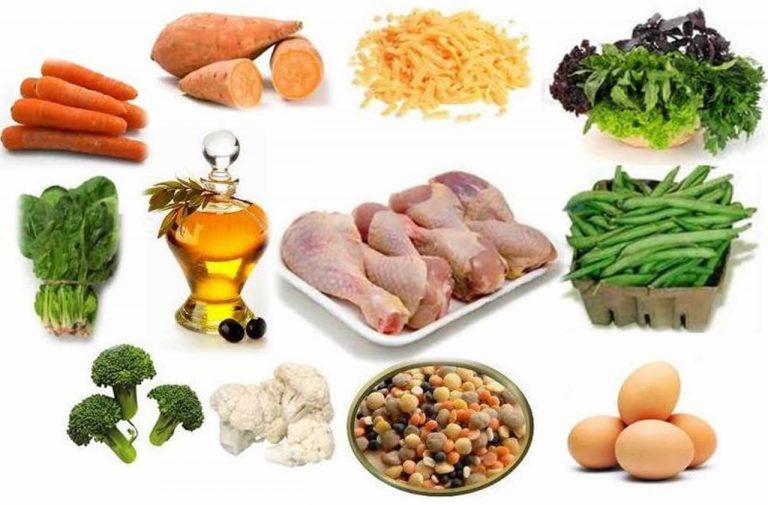الأطعمة الخالية من الجلوتين
