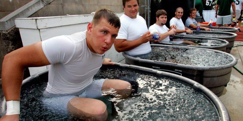 Photo of فوائد الماء البارد بعد التمرين