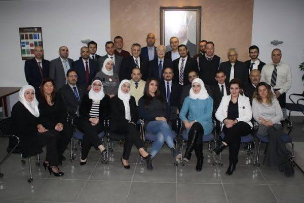 معلومات عن كلية طلال ابوغزالة الجامعية التطبيقية