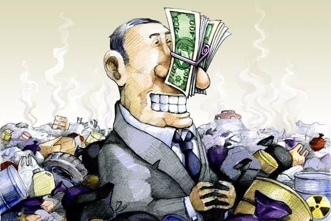 الفساد الصغير والإداري