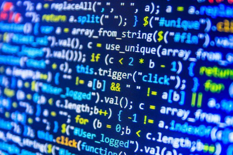 ما هو مفهوم البرمجة