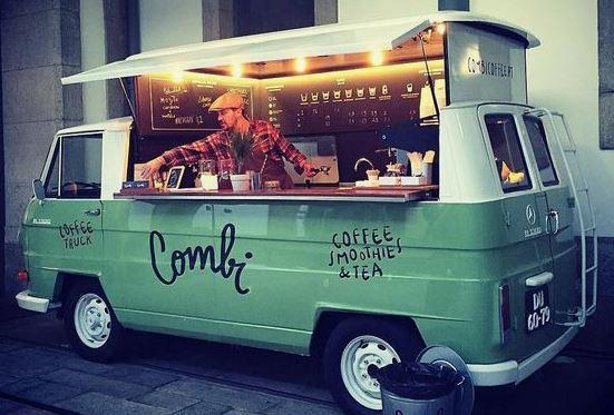 شاحنة الغذاء