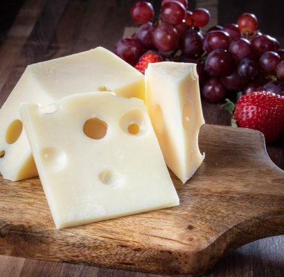 الجبنة السّويسريّة Swiss