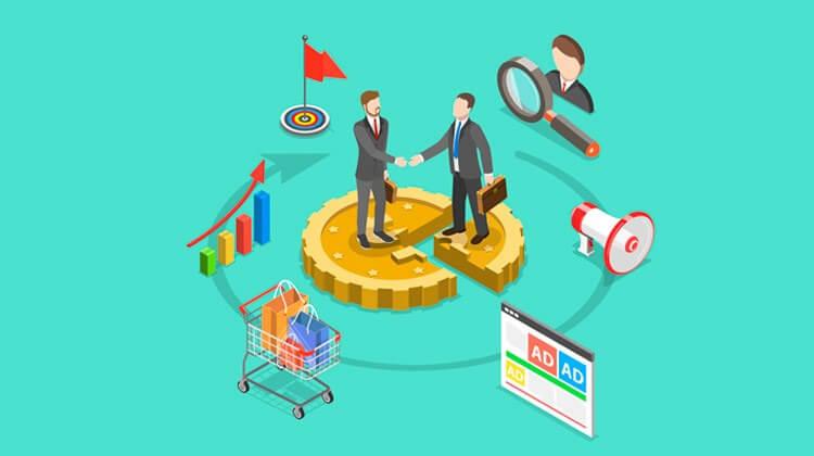 العلاقات في التسويق