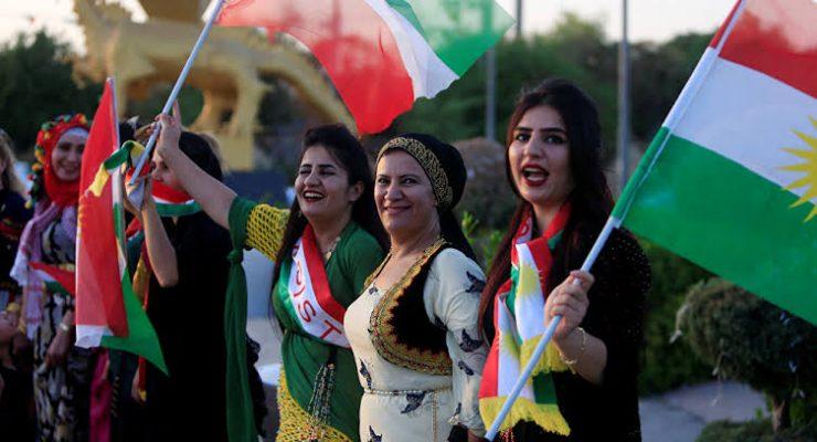 النشيد الوطني الكردستاني