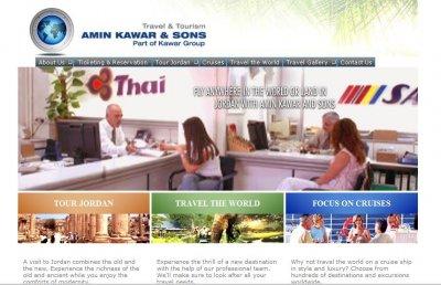 شركات السياحة في الاردن