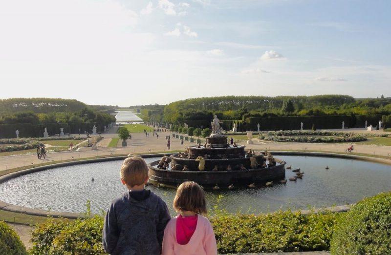 Photo of باريس مع العائلة
