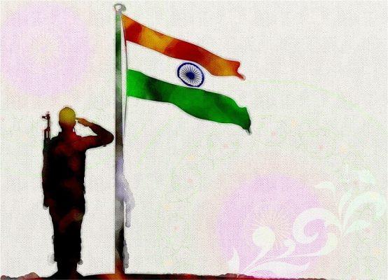 تعرف على النشيد الوطني الهندي