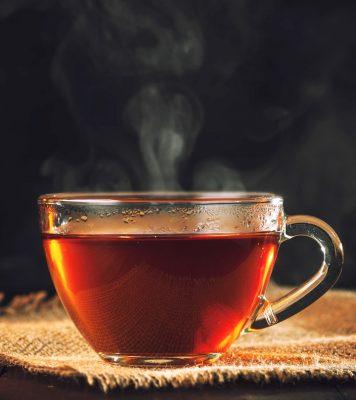 خواطر عن الشاي من الفلاسفة