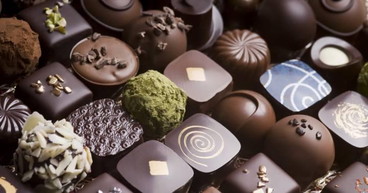 خواطر عن الشوكولاته من الأدباء