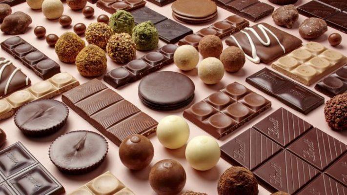 خواطر عن الشوكولاته من الأديبات