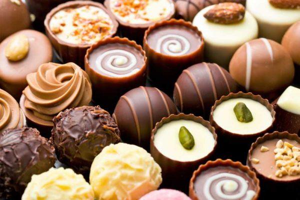 خواطر عن الشّوكولاته من الطّهاة