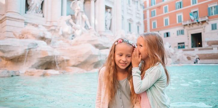 Photo of روما مع العائلة