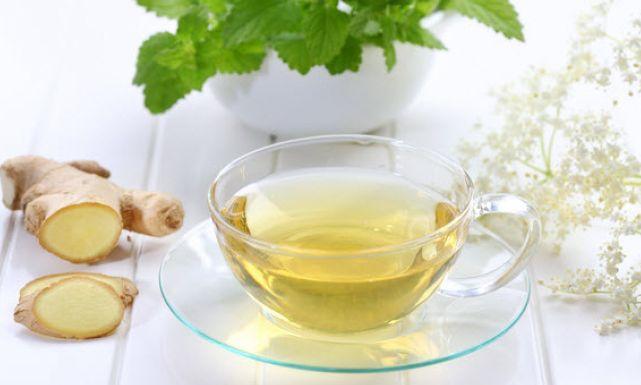 شاي الزّنجبيل