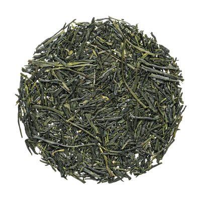 شاي سينشا الأخضر (الشاي الأخضر اليابانيّ)