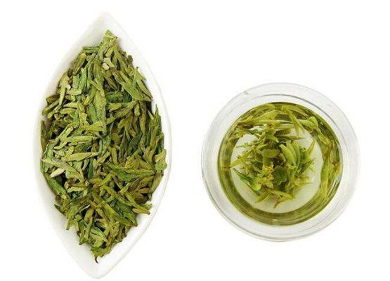 شاي لونغ جينغ (شاي التّنين الجيّد)