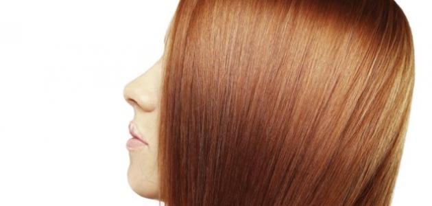 نعومة الشعر