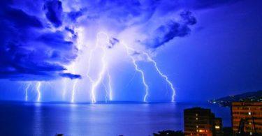 ما هو الرعد
