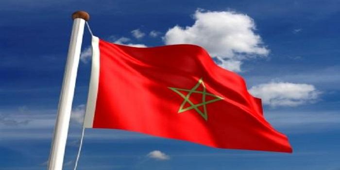 النشيد الوطني المغربي بالفرنسية