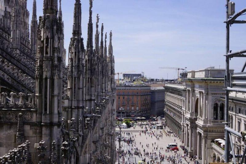 Photo of ميلانو للمسافر المنفرد