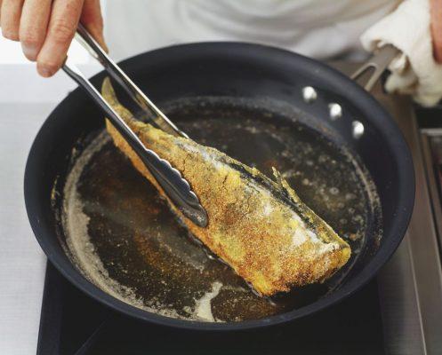 نصائح لقلي مثاليٍّ للسّمك