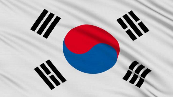 كتابة النشيد الوطني الكوري