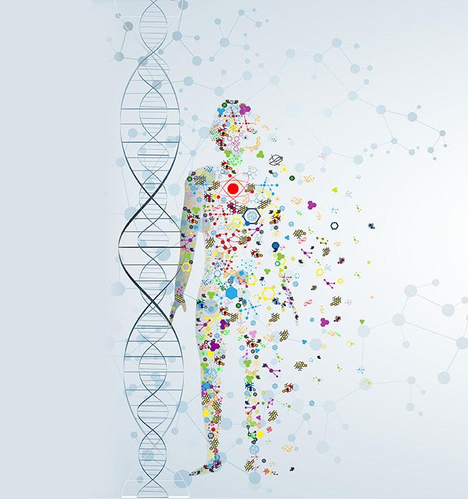 تعريف علم الوراثة الطبية