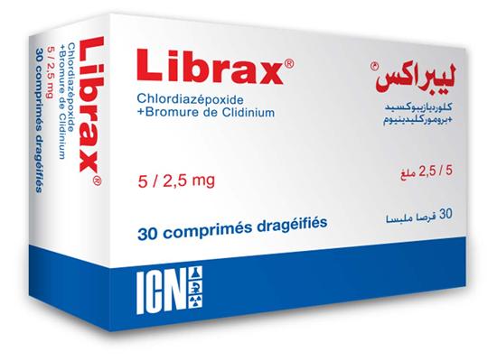 ما هو ليبراكس Librax ؟