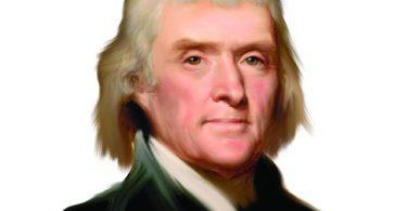 سيرة ذاتية للرئيس الأمريكي توماس جفرسون 1801-1809م