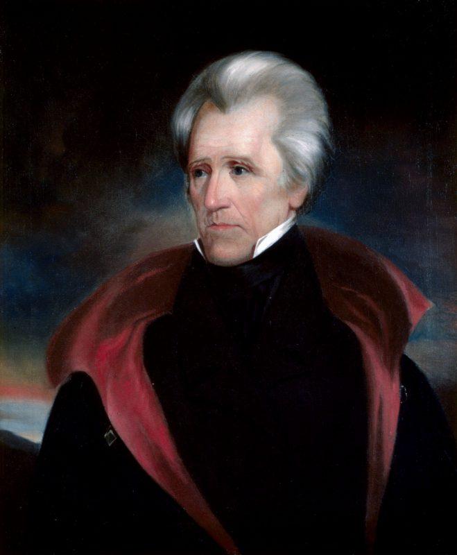 Photo of سيرة ذاتية للرئيس الأمريكي أندرو جاكسون 1829-1837م