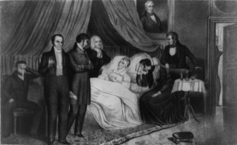 سيرة ذاتية للرئيس الأمريكي ويليام هنري هاريسون 1841م