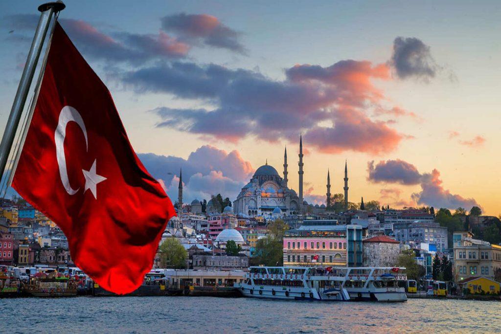 النشيد الوطني التركي مترجم