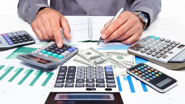امثلة على حساب الفائدة