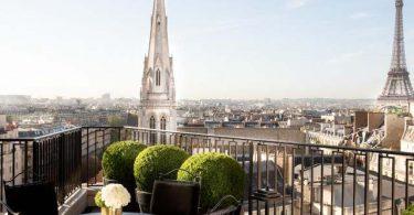 افضل فنادق باريس 5 نجوم 2020