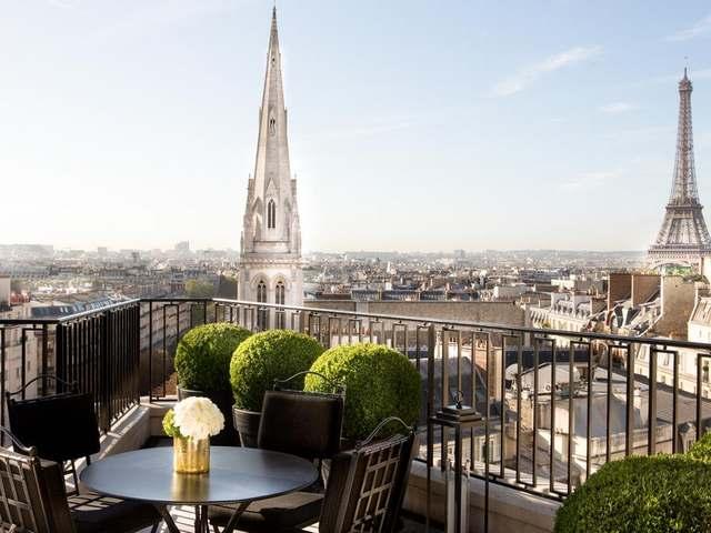 Photo of افضل فنادق باريس 5 نجوم 2020