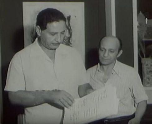 المخرج سعد عرفه