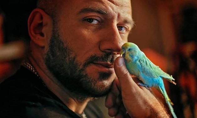 المخرج احمد مكى