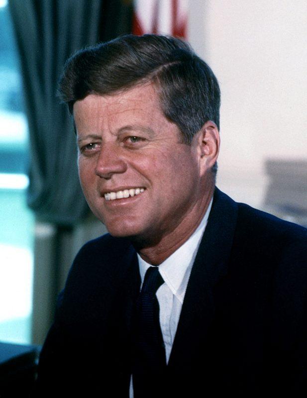 Photo of سيرة ذاتية للرئيس الأمريكي جون كينيدي 1961-1963م