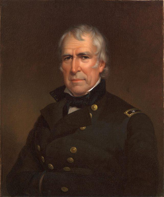 سيرة ذاتية للرئيس الأمريكي زكاري تايلور 1849 -1850 م