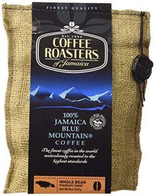 قهوة الجبل الأزرق الجامايكيّة