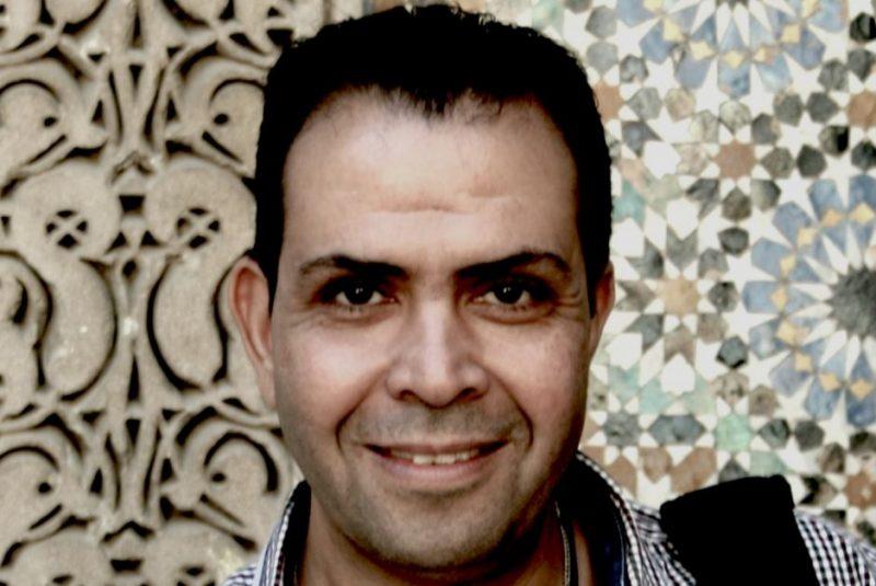Photo of المخرج احمد رشوان